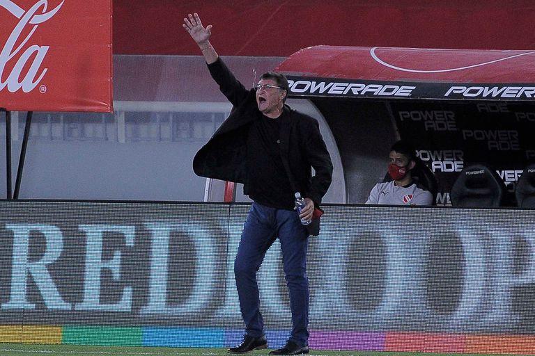 Copa Sudamericana: Independiente recibe a Santos con la obligación de ganar para seguir en carrera