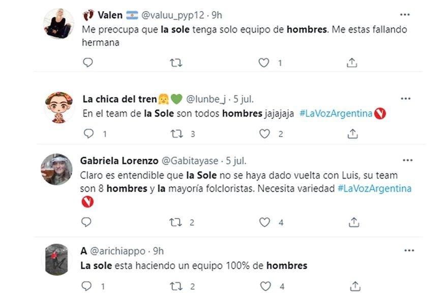 Fuerte acusación contra Soledad Pastorutti por su elección de participantes en La Voz Argentina: entérate el motivo