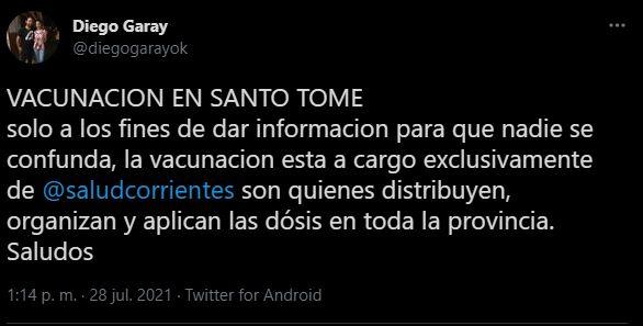 Fallido operativo de inmunización en Corrientes: en pleno frío polar, convocaron a vacunar a todos los mayores de 18 años y sólo había 1000 mil dosis