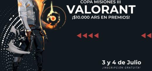 Copa Misiones Valorant 3