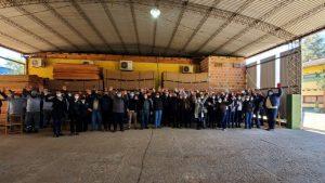 Paraguay: exportaciones del sector forestal podrían alcanzar este año una cifra récord de USD 170 millones