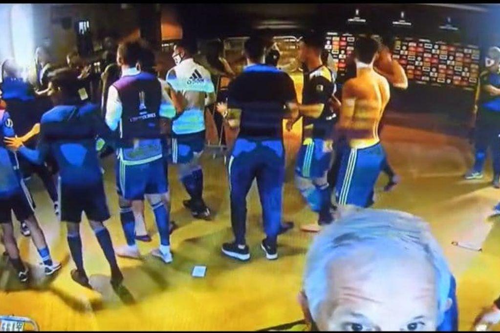 Boca sigue en la comisaría de Belo Horizonte: quiénes son los 9 imputados y cómo será el regreso a la Argentina