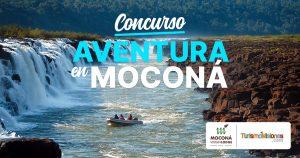 Concurso Aventura en Moconá: ganá 2 noches de alojamiento, con pensión completa y navegación por sus bellísimos saltos