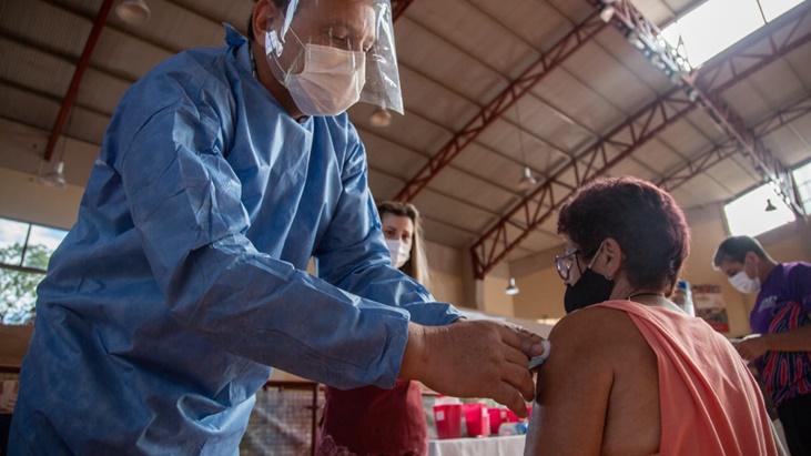 Posadas y Garupá suman CAPS y Hospitales a la red de vacunatorios COVID 19