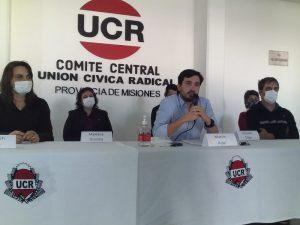 #PASO2021: La UCR dividida ya tiene sus precandidatos a diputados nacionales confirmados