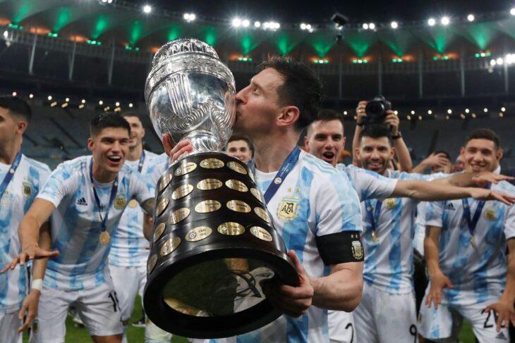 «Gracias Dios por hacerme argentino»: el emotivo mensaje de Messi tras ser campeón con la Selección