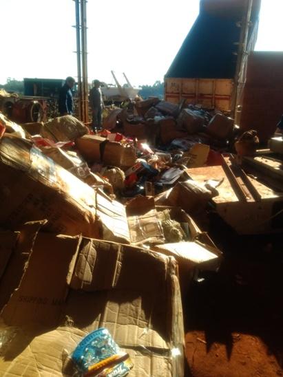 La Afip ordenó quemar más de 11 mil juguetes incautados en Corpus