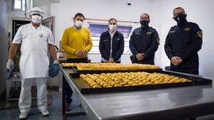 panaderia solidaria policial