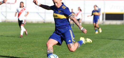 Fútbol femenino: con la misionera Yamila Rodríguez, Boca derrotó a River y accedió a la final del Torneo Apertura