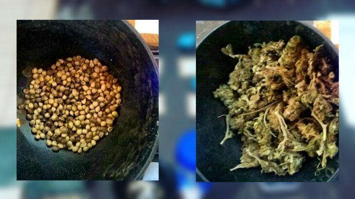 Alem   Cayeron dos jovencitos por ocasionar disturbios: tenían 400 semillas y envoltorios de marihuana