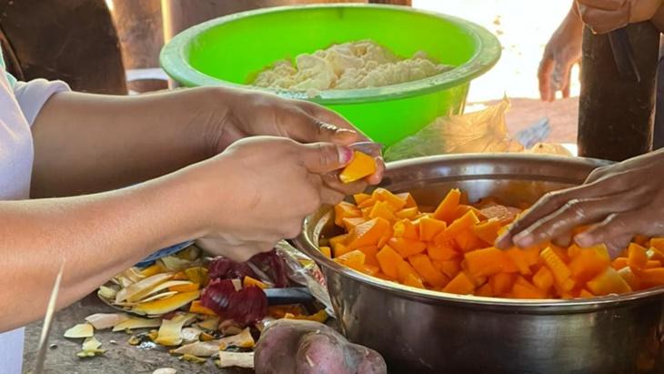 Desde el Ministerio de Agricultura Familiar desarrollaron un taller sobre Semillas, Saberes y Soberanía Alimentaria