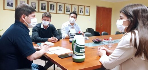 """""""Buscamos la comodidad de todos los misioneros"""", sostuvo Lucas Romero tras la reunión entre Salud Pública, Polo TIC y Silicon Misiones"""