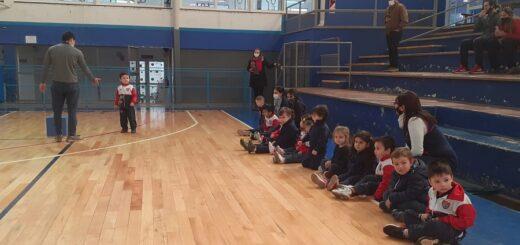 El club Capri presentó su jardín maternal con orientación deportiva