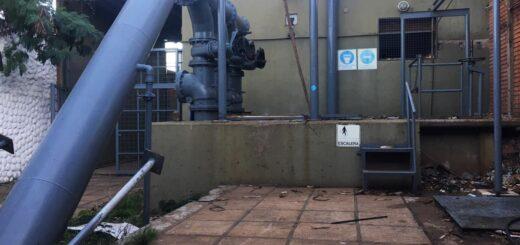 Horror en Posadas | Hallaron un feto de medio kilo en una estación elevadora de residuos cloacales