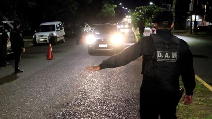 Posadas   Incautaron cocaína en un operativo de control vial: hay dos detenidos
