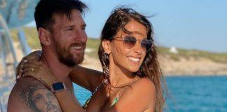 """""""No veo la hora de poder verte"""": Antonela se desahogó en las redes tras la consagración de Messi"""