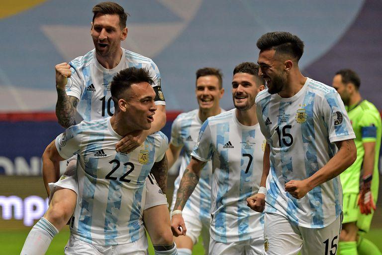 Argentina eliminó a Colombia