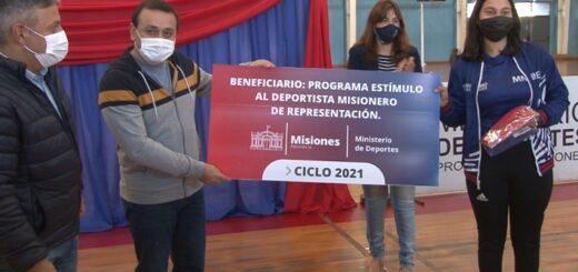 Herrera Ahuad anunció el incremento del 50% de las becas a deportistas misioneros y adelantó importantes obras que se realizarán en el autódromo de Posadas