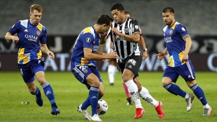 A Boca le volvieron a anular un gol por medio del VAR y quedó eliminado de la Copa Libertadores por penales