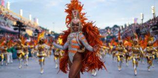 Río de Janeiro celebrará su famoso carnaval