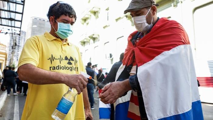 Paraguay | El departamento de Itapúa registró un descenso en la curva de contagios durante las últimas semanas