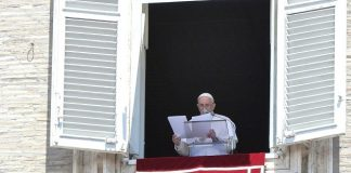 El papa Francisco bendijo los Juegos Olímpicos de Tokio 2020