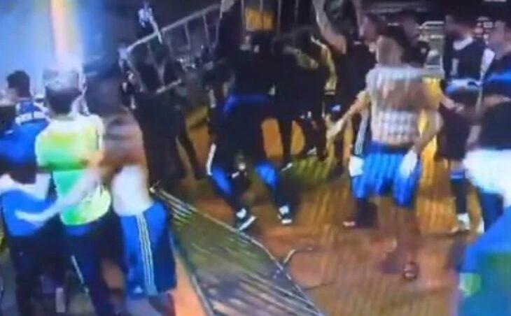 Graves incidentes e intervención policial tras la eliminación de Boca de la Copa Libertadores - MisionesOnline