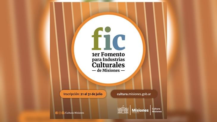 El Gobierno de Misiones anunció un fomento para las industrias culturales con una inversión de $10 millones