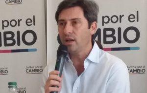 #Paso2021: con críticas al kirchnerismo, Martin Goerling presentó su lista de precandidatos a diputados nacionales