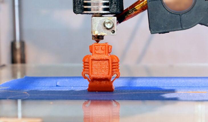 Brindarán una charla sobre cómo emprender con impresión 3D