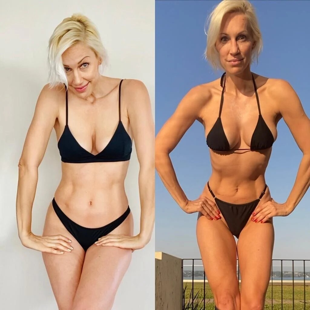 Ingrid Grudke enfrentó la polémica que generó su transformación física