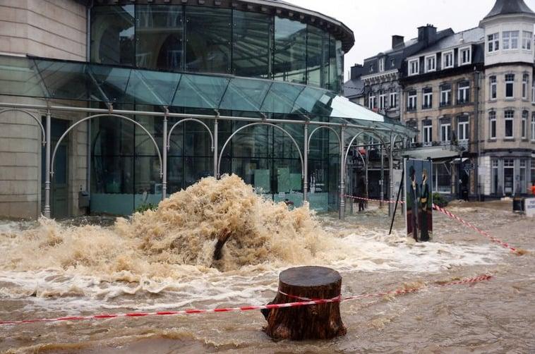 Al menos 46 muertos y decenas de desaparecidos por las tormentas e inundaciones en Alemania y Bélgica