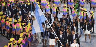 atletas argentinos
