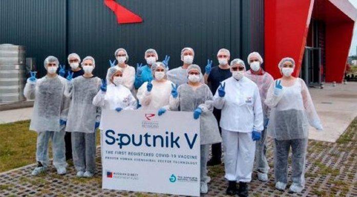 vacuna Sputnik V producida en Argentina