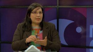"""Presupuesto 2022: """"Analizamos cada centavo que se va a gastar y vemos las políticas públicas que año a año se van aplicando"""", indicó la diputada Natalia Rodríguez"""