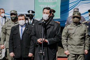 El gobierno de Misiones construirá un edificio para Gendarmería en San Vicente