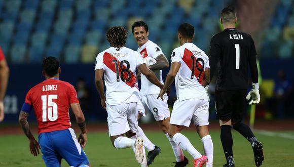 Perú derrotó por penales a Paraguay y clasificó a las semifinales de la Copa América