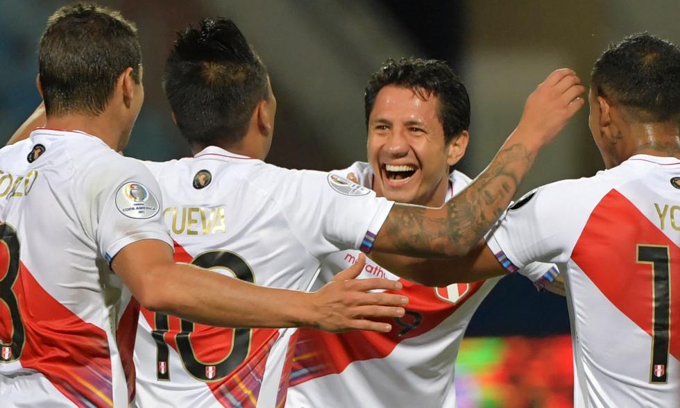 Perú derrotó por penales