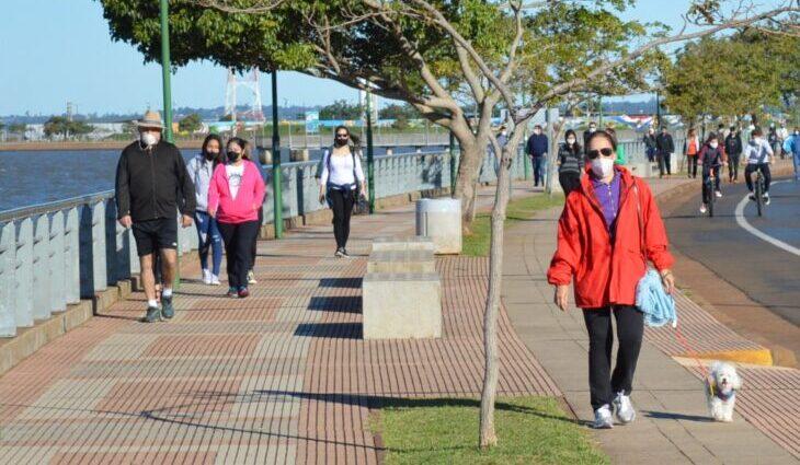 Llegó el veranillo de San Juan: esta semana se registrarán temperaturas primaverales con máximas de 30° en Misiones