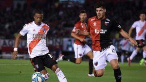 River debuta en la Liga Profesional de fútbol 2021 ante Colón