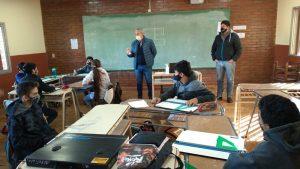"""Miguel Sedoff: """"El 45% de los alumnos misioneros fueron a clases todos los días"""""""