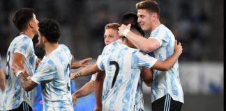 delegación Argentina debuta