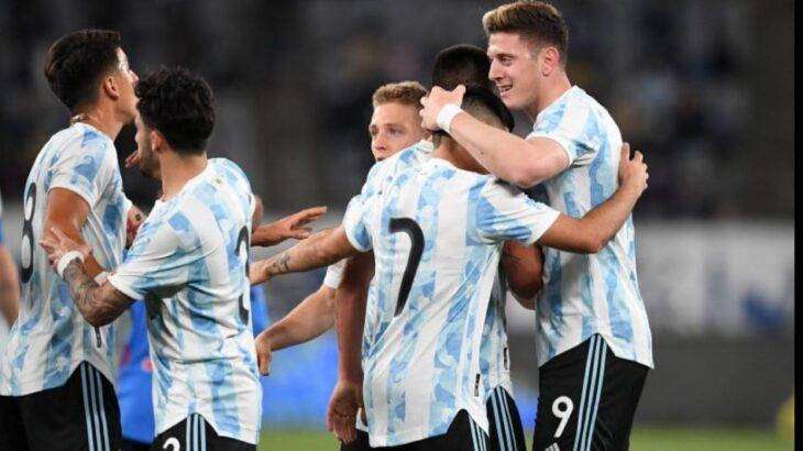 La delegación Argentina debuta este jueves en los Juegos Olímpicos con el fútbol masculino