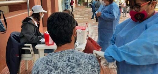 Misiones superó las 600 mil vacunas aplicadas contra el coronavirus