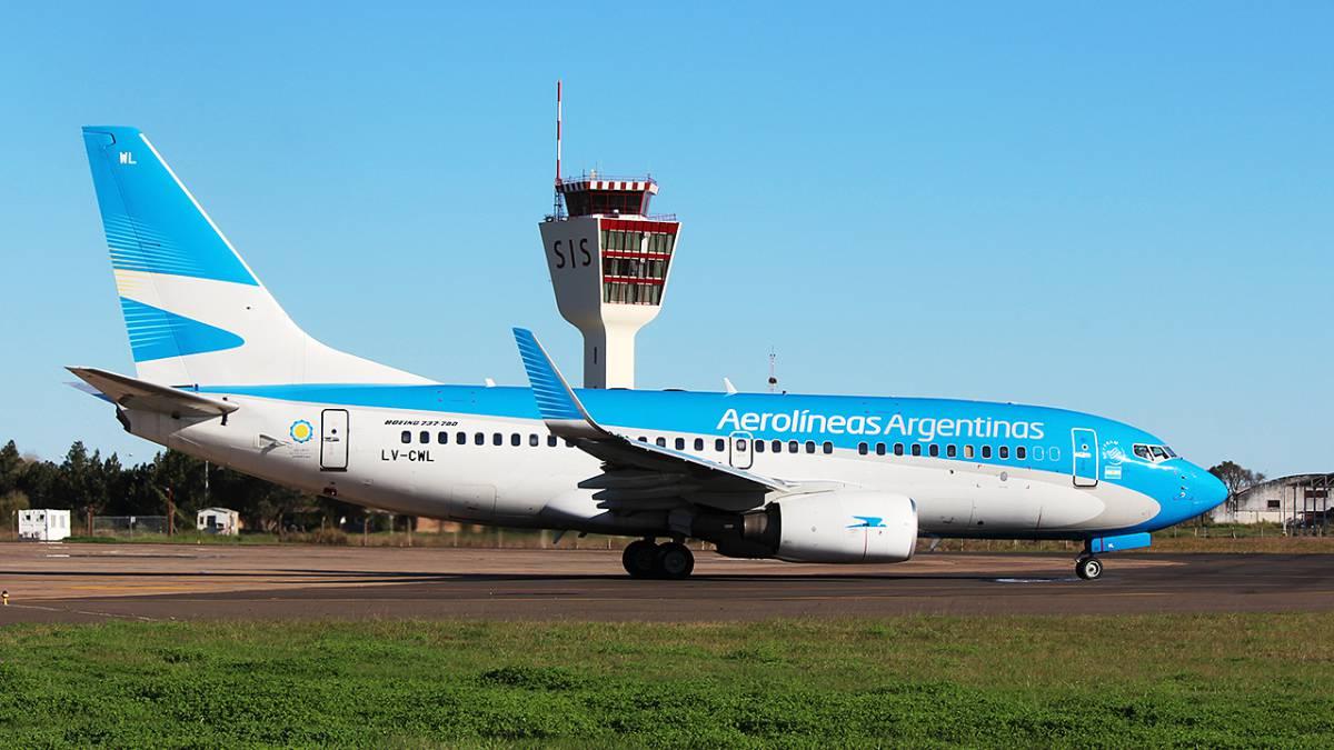 nuevo vuelo de Salta a Iguazú