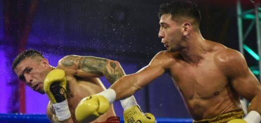 Vuelve el boxeo profesional: el misionero Alejandro Silva expondrá su título argentino superwélter ante Maico Sommariva en Posadas