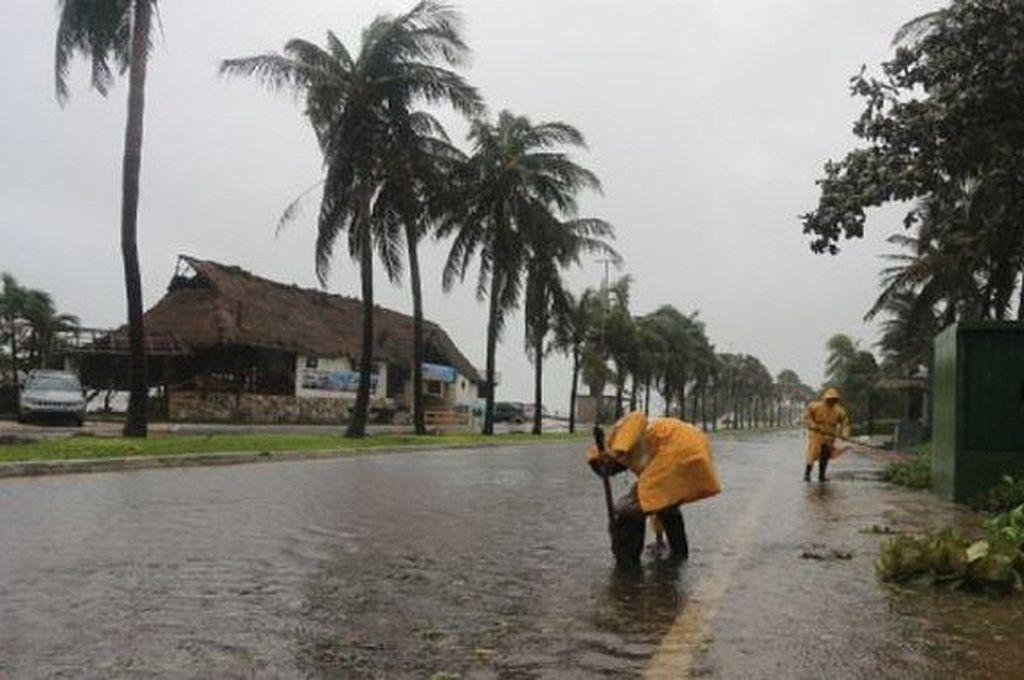 Huracán Ida: el peor en años, tocó tierra y se esperan daños catastróficos