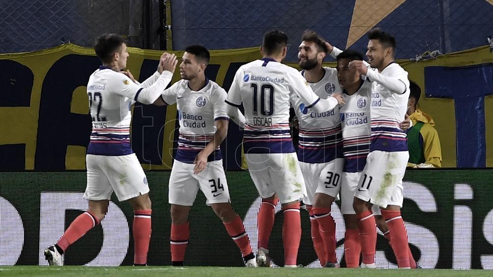San Lorenzo recibe a un consolidado Argentinos Juniors