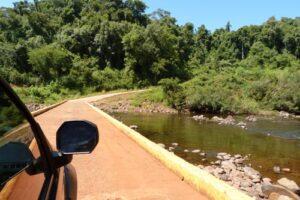 """Mario Vialey, ministro de Ecología: """"Se habilitará el camino de acceso al Lote 8 que será de uso exclusivo de las comunidades Mbya Guaraní y guardaparques del Moconá"""""""