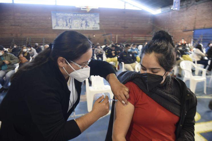 vacunación en Paraguay